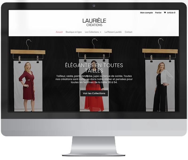 creation site ecommerce magasin vetement